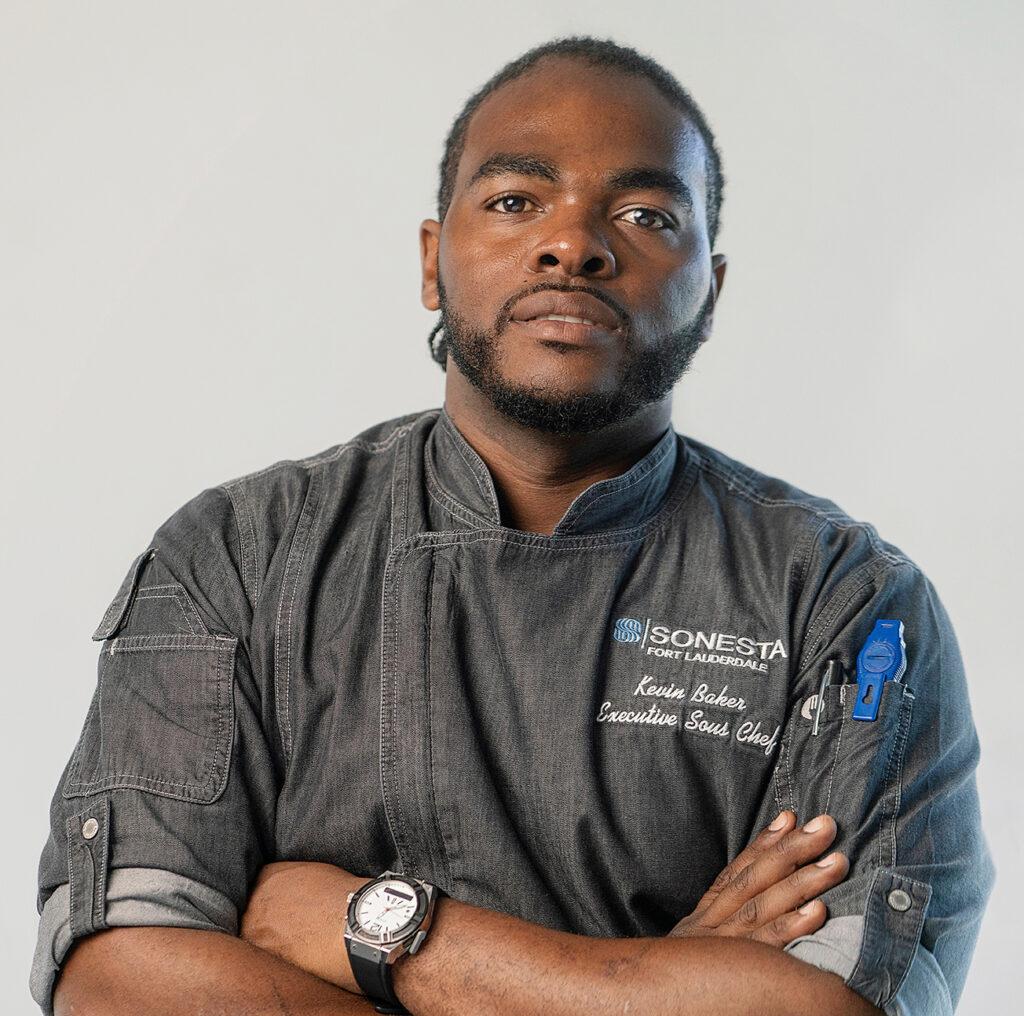 Chef Kevin Baker